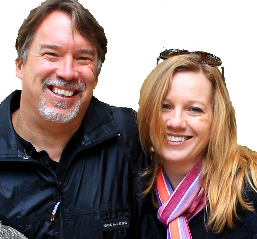 James and Jenean Derheim, Owners and Guides