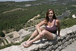 Jenean Derheim guides private tours in Europe