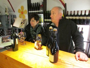 A good day to taste wine from Austria and the Southern Tyrol