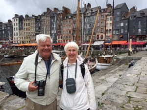 Art and Carol enjoyed their eighth trip with European Focus spending from May 25 to June 9 in France.