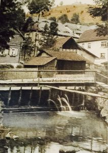 A real coup while visiting Wallenfels, Germany on my recent scouting trip was the discovery of nearly a dozen old photos of the village taken around 1900. This will help my clients better understand and envision what the place looked like when their ancestors left.