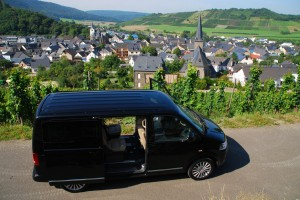 Our 2012 Volkswagen 'Multivan' Highline edition has all of the bells and whistles for your ultimate comfort on the highways and byways of Europe.