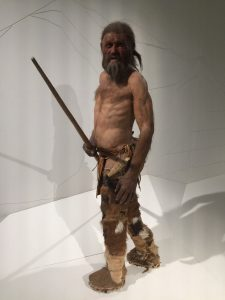 "The oldest thing we saw? Not a building but a man. We saw the ""Iceman,"" called Oetzi, in the museum of Bolzano just across the border of Italy and Austria. He is about 5,500 years old."